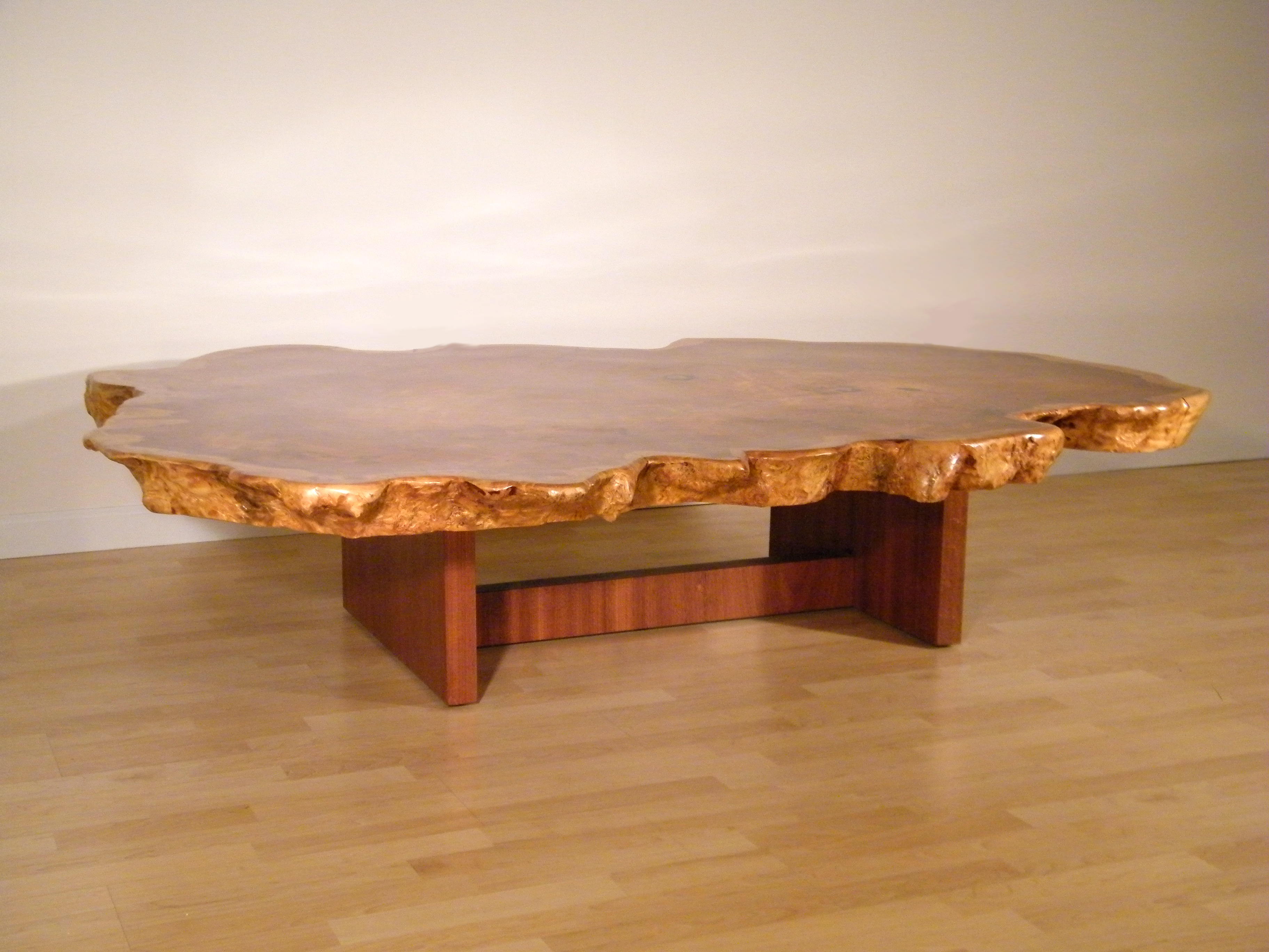 100 Redwood Burl Coffee Table Furniture Burl Wood